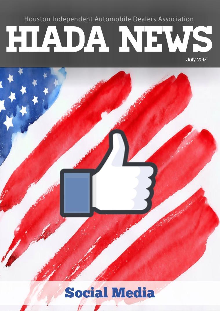 July Issue: Social Media