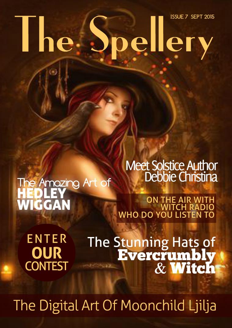 The Spellery Vol 7 Sept 2015