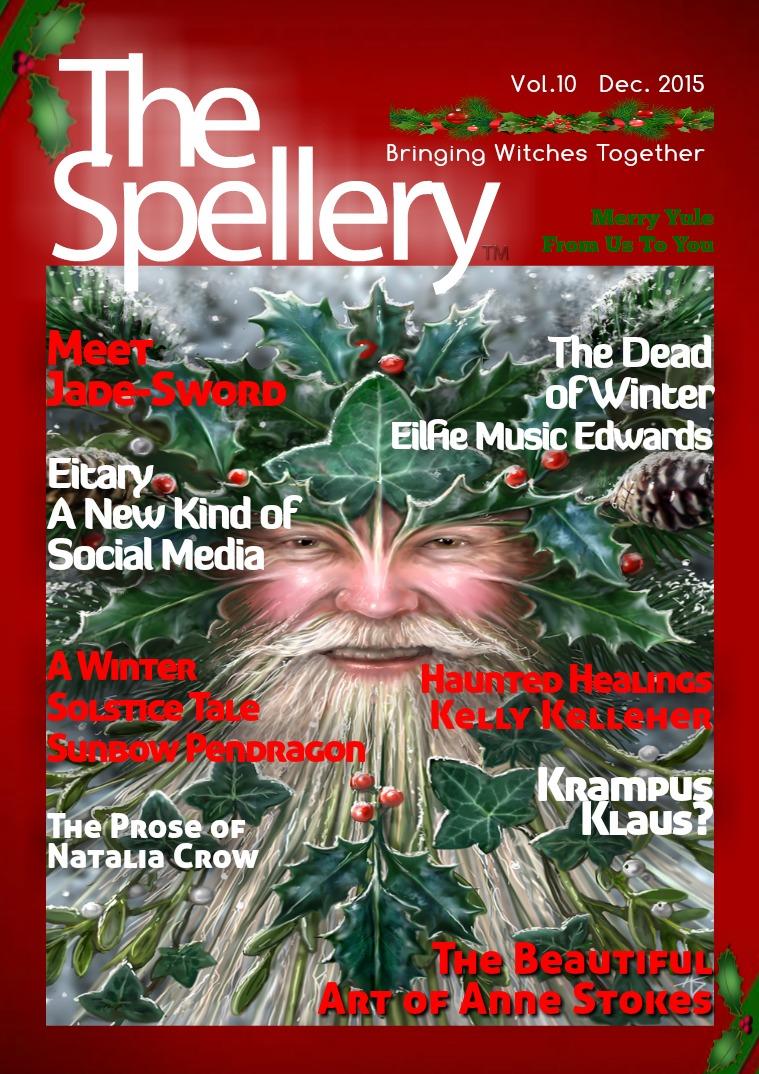 The Spellery Vol 10 Dec. 2015