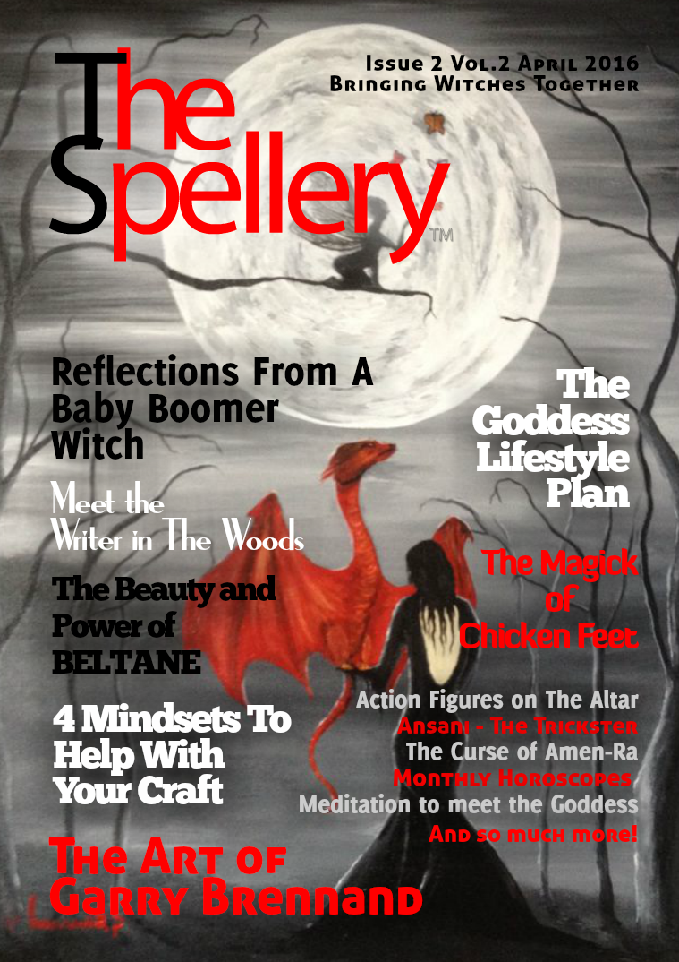 The Spellery Issue 2 Vol 2  April 2016
