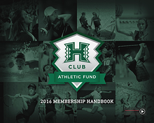 2016 H-Club Athletic Fund Membership Guide