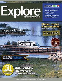 PRVCA Explore Magazine