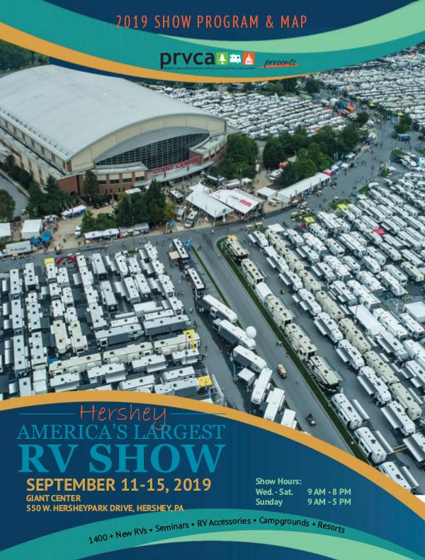America's Largest RV Show - 2019 Show Program & Map 2019_Show_Program