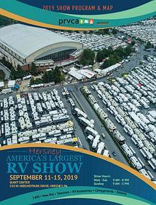 America's Largest RV Show - 2019 Show Program & Map