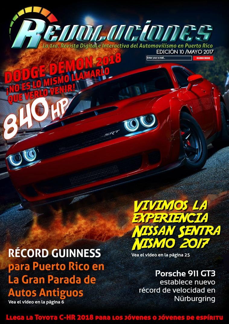 Revista Revoluciones Edición 10