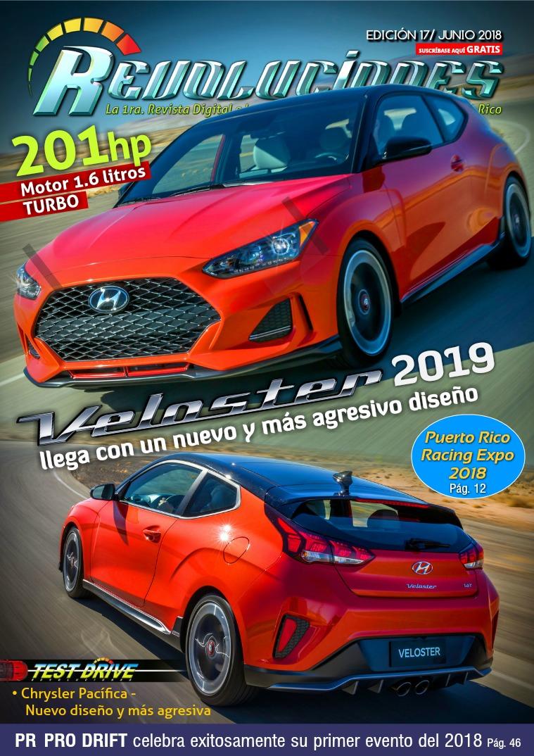 Revista Revoluciones Edición 17 ¡GRATIS!