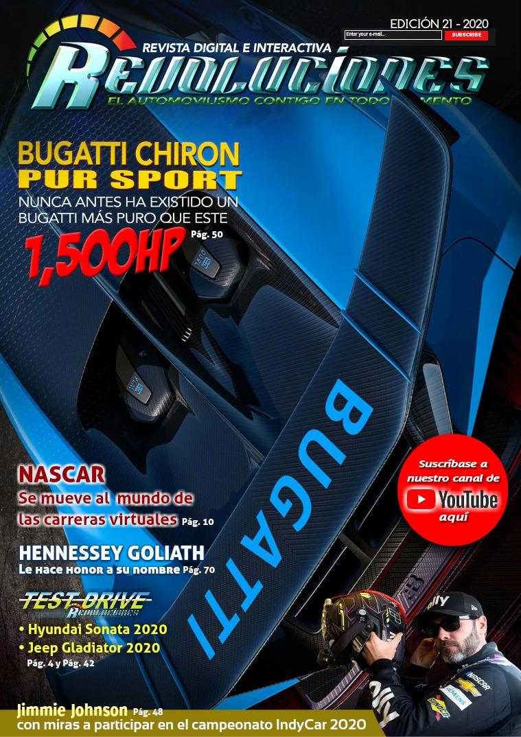 Revista Revoluciones Edición 21