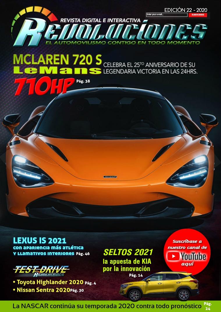 Revista Revoluciones Edición 22