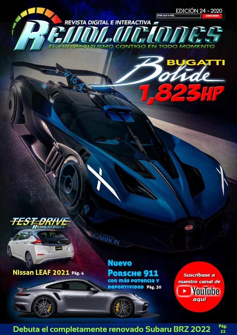 Revista Revoluciones Edición 24