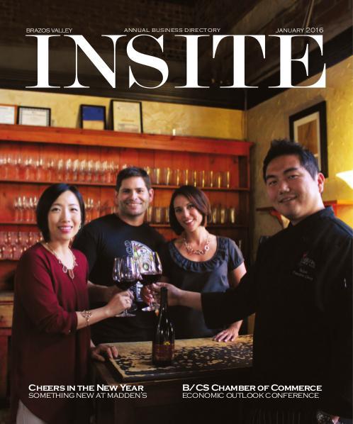 Insite Magazine January 2016