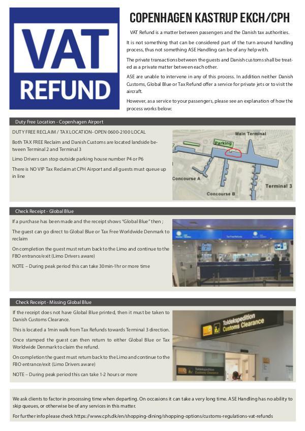 VAT Refund CPH Info