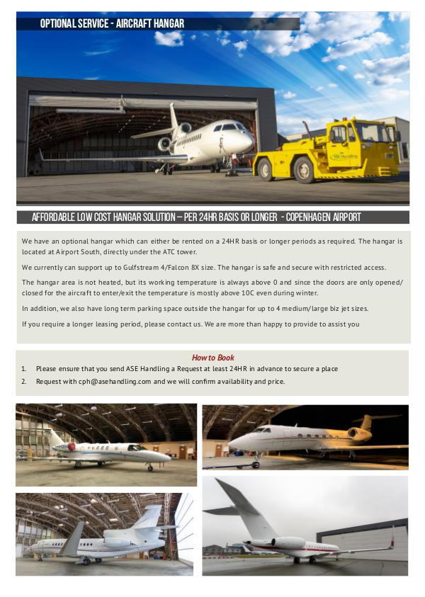 CPH - Aircraft Hangar