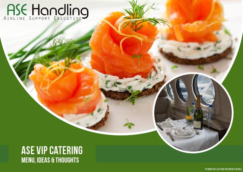 ASE Handling VIP Catering - 2015