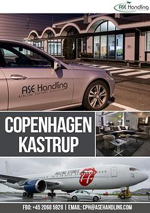 ASE Handling - Denmark, Sweden & Thailand