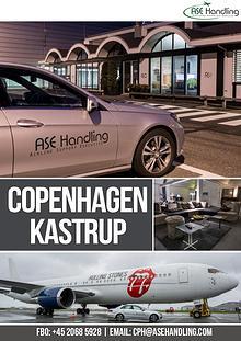 ASE Handling - Denmark  - Copenhagen EKCH