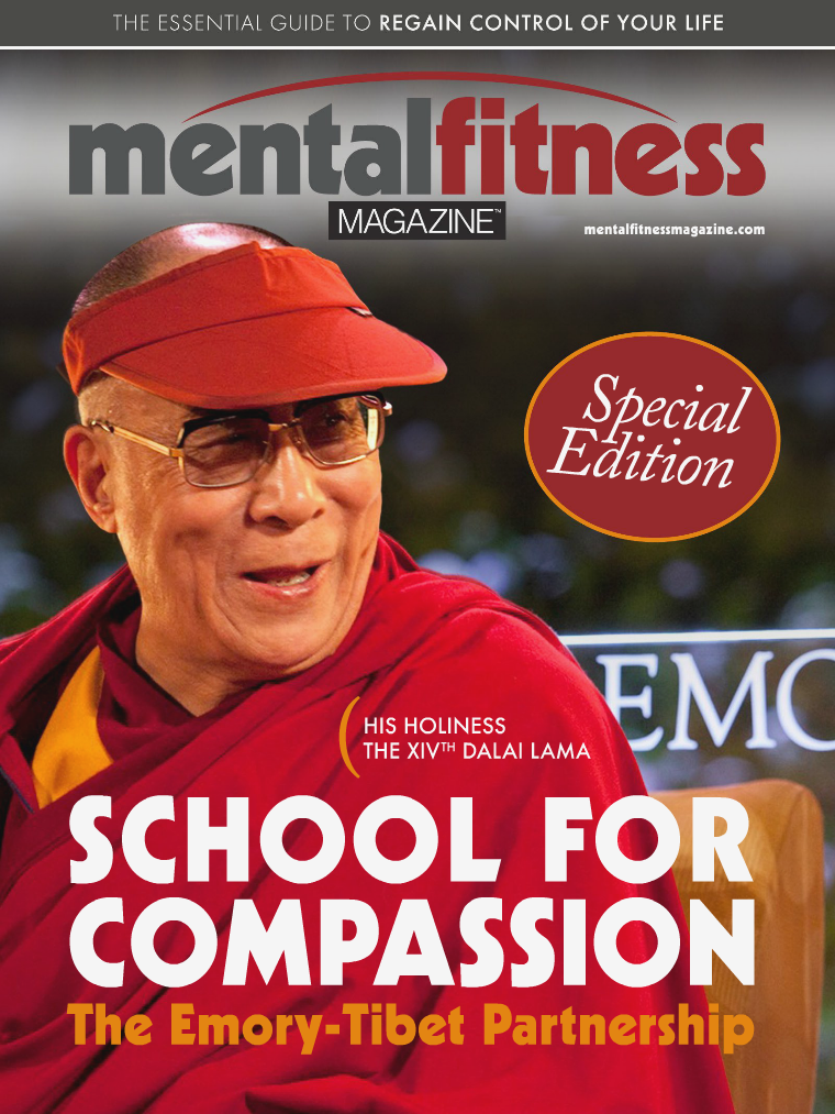 Mental Fitness Magazine Volume 2