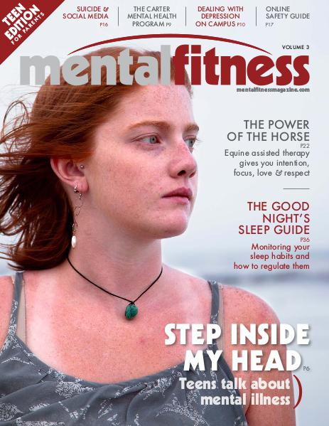 Mental Fitness Magazine Volume 3