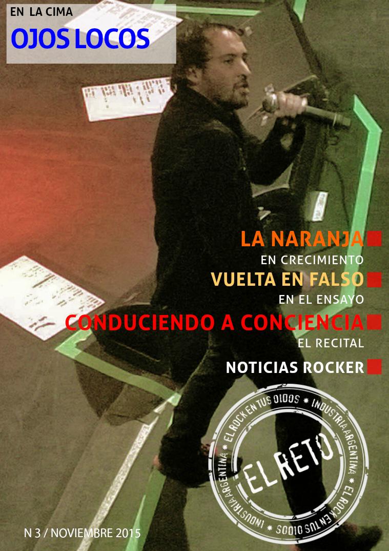 EL RETO (N3, Noviembre 2015)