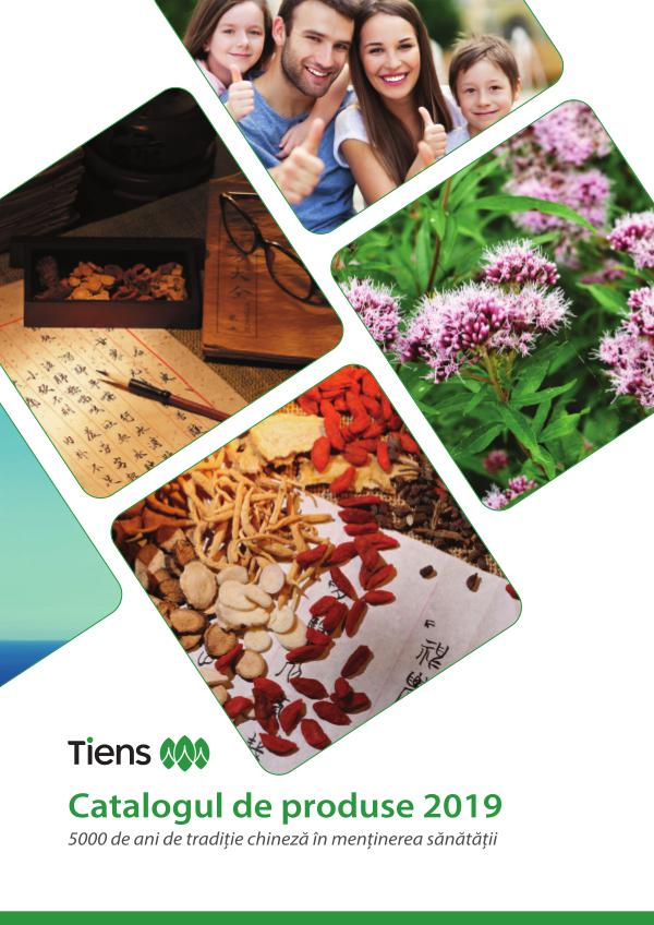TIENS Catalog online Catalog TINES