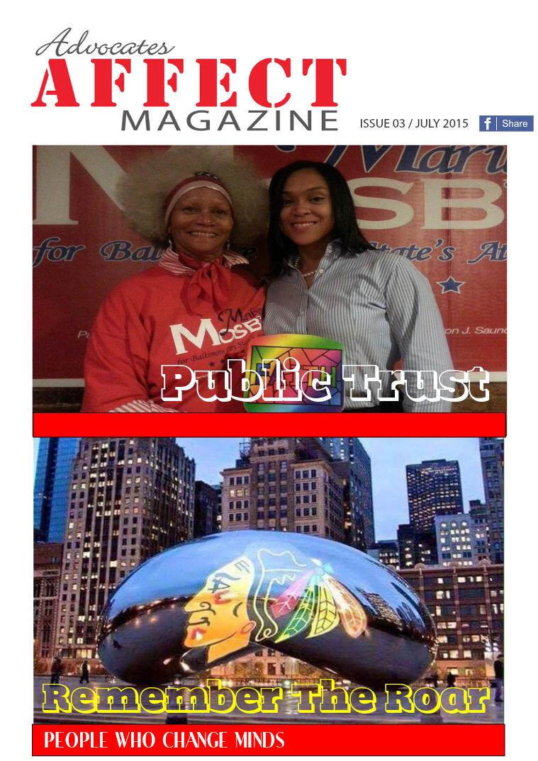 Thirdcloud Publications JULY 2015