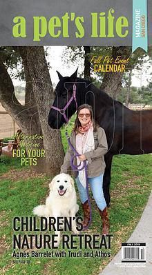 a pet's life magazine