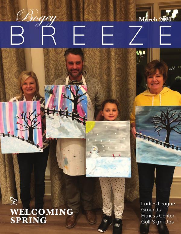 Bogey Breeze 2020 - March March 2020 Bogey Breeze