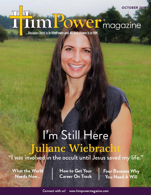 HIMPower Magazine HimPower October 2017