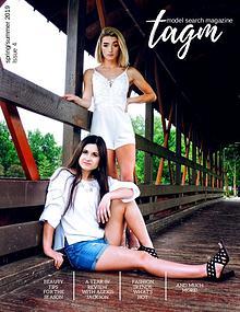 TAGM Model Search Magazine Spring/Summer Edition