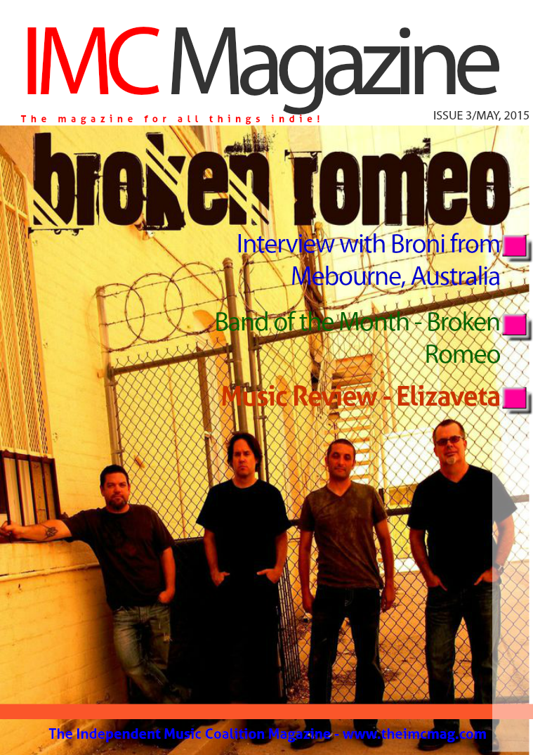 The IMC Magazine Issue 3/May, 2015