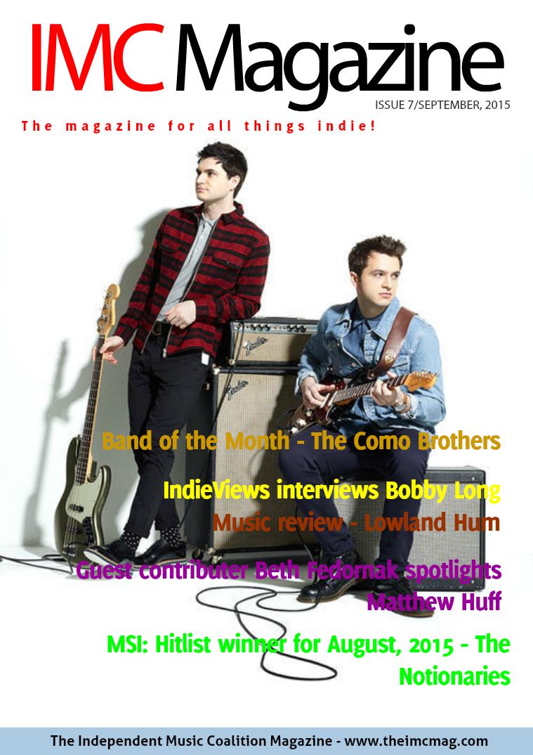 The IMC Magazine Issue 7/September, 2015