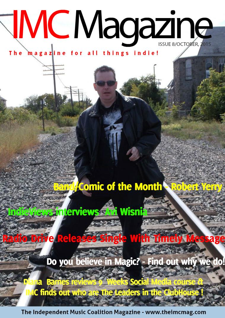 The IMC Magazine Issue 8/October 2015