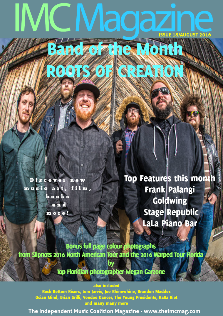 Issue 18 / August 2016