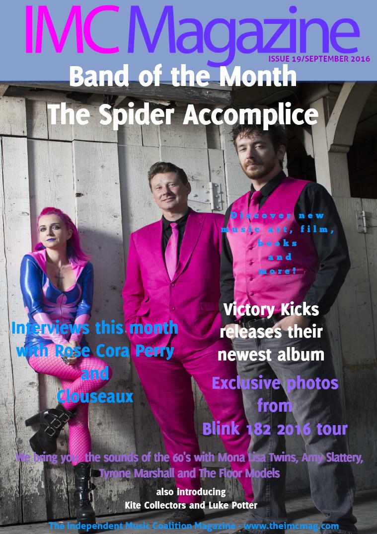 The IMC Magazine Issue 19 / September 2016