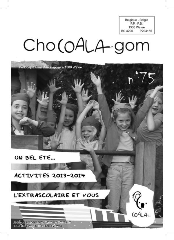 ChoCOALA-gom 75