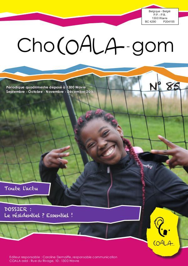 ChoCOALA-gom 85