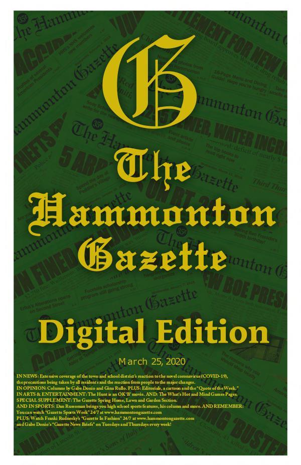 03/25/20 Digital Edition