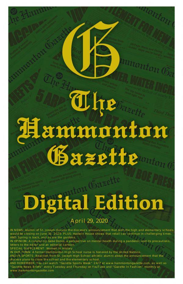 042920 Hammonton Gazette Digital Edition