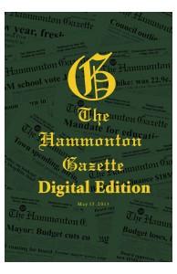 The Hammonton Gazette 05/15/13