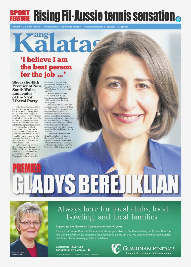 Ang Kalatas February 2017 Issue