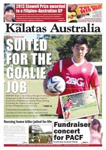 Ang Kalatas Volume III August 2013 Issue