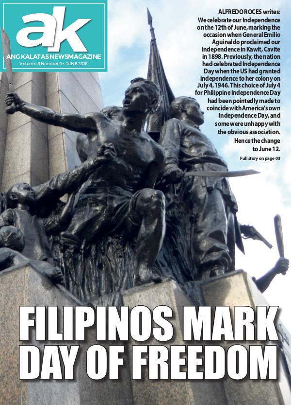 Ang Kalatas June 2018 Issue