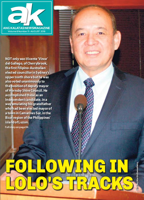 Ang Kalatas August 2018 Issue