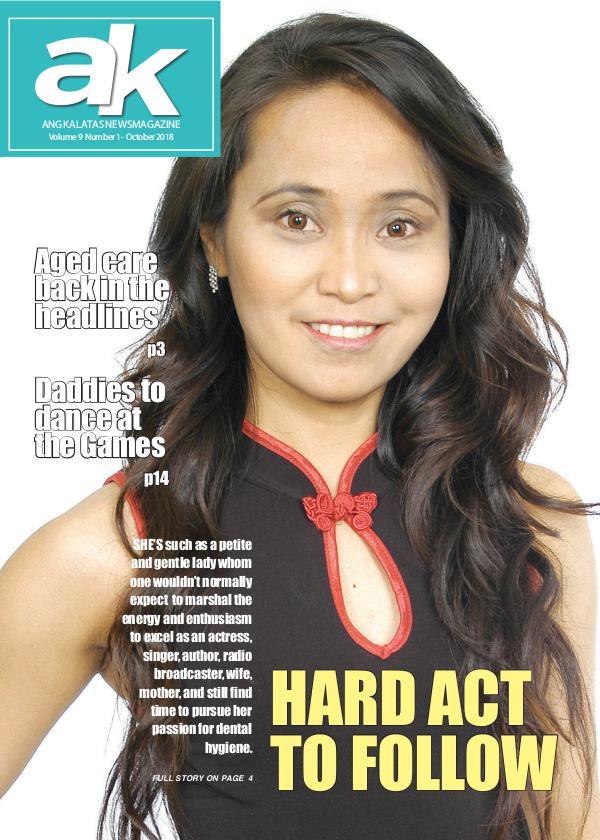 Ang Kalatas October 2018 Issue