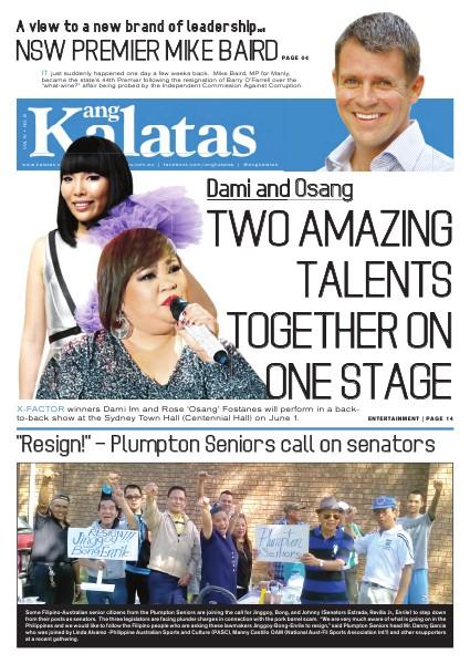 Ang Kalatas Volume IV May 2014 Issue