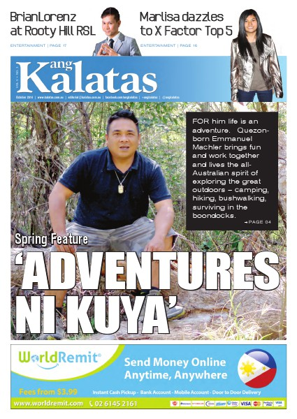 October 2014 Issue