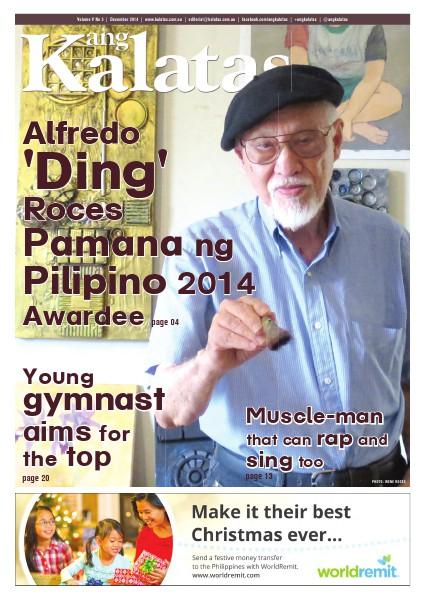 Ang Kalatas Volume V December 2014 Issue
