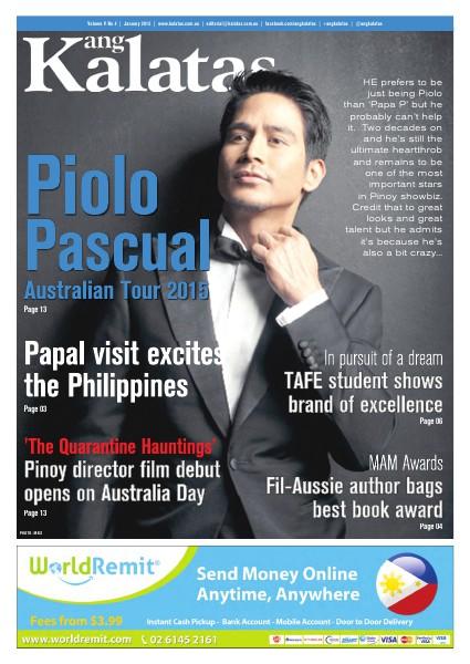 Ang Kalatas Volume V January 2015 Issue