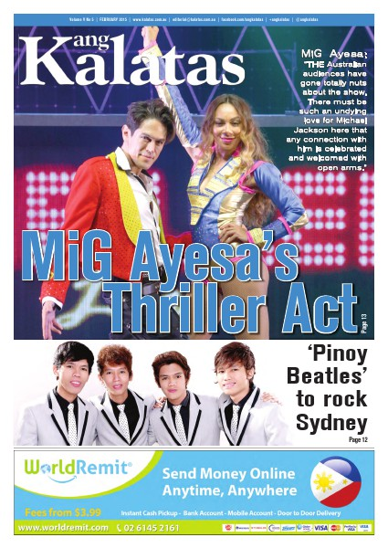 Ang Kalatas Volume V February 2015 Issue