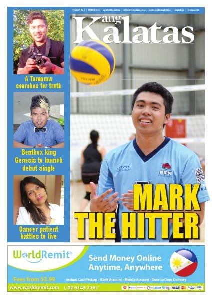 Ang Kalatas Volume V March 2015 Issue