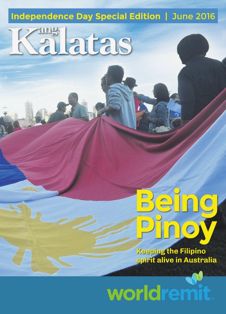 Ang Kalatas June 2016 Issue